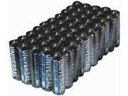 UNIVERSAL BATTERY D5322/D5922 Super Heavy-Duty Battery Value Box AA 50-pk D5322/D5922