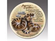 American Expediton CTST-142 Rattlesnake Stone Coaster Set