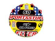 SportsStuff 53-1646 SPORTSSTUFF AIR FORCE Inflatable Tube