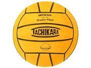 Tachikara WP5M Water Polo Ball - Yellow