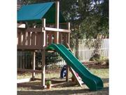 Jensen Swing Products - Scoop Slide 1 Top and 1 Bottom - Green