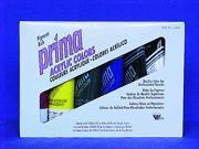 Martin - F. Weber 2490 Prima Acrylic 6 Tube Starter Set