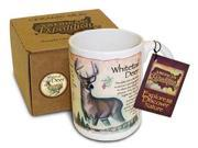 American Expedition AMECM15102 Deer 15oz Mug