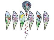 """Premier Designs PD25798 12"""" x 46"""" Tree Frogs 16 in Hot Air Balloon"""