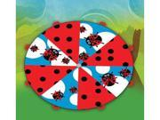 Pacific Play Tents 19420 Ladybug 8Ft Parachute