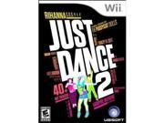 Ubisoft 17606 Just Dance 2 Wii Video Games