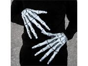 Costumes For All Occasions MR156000 Hands Ghostly Bones