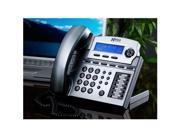 XBlue Networks XB2022-04-TM X16 - 04 -TM Digital Speakerphone System - 4 Lines  Titanium Metal - 4 Pack Bundle