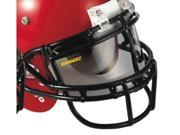 Bangerz HS-9000S Pro Vu Flexible Football Eyeshield - Smoke