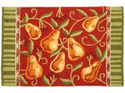 Homefires PY-JB037 Provence Pears Rug