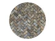 Thirstystone TSNZ2 Thirstystone Set of 4 Sandstone Coasters - Stone Herringbone