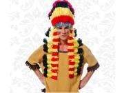 Franco American Novelty 32392 American Native Feather Headdress
