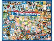 "White Mountain Puzzles WM290 Jigsaw Puzzle 1000 Pieces 24""X30"