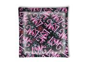 New Image Concepts 1043 Love in Pink and Black Ceiling Lamp Light