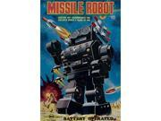 Missile Robot 20x30 Poster