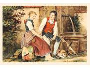 Buyenlarge 09860-0P2030 Old Old Story 20x30 poster