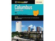 Universal Map 0762573643 Columbus, OH Greater Street Atlas
