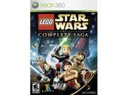 Lucas Arts Entertainment 33076 Lego Star Wars: The Complete Saga Xbox 360