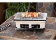Well Traveled Living 60450 Hotspot Rectangle Yakatori Charcoal Grill