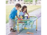 Wee Blossom T0007C Sand and Water Table  Clear