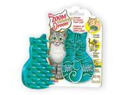 Kong CGM Ultra-flexible and Soft Zoom Groom to Stimulates Skin for Cat