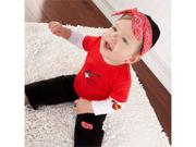 Baby Aspen BA16010RS Big Dreamzzz Baby Rockstar