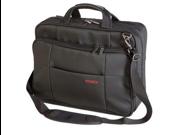 "CODi K10060006 12.5""H x 16.5""W x 6.0""D Black Diplomat Carrying Case"