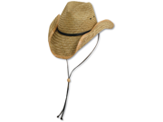 Dorfman Pacific 544705 Outback SeaGrass Straw Hat