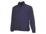 Callaway CGM164LPeacoat Quarter Zip Microfiber Windshirt - Large