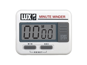 Lux Products Corporation LUXCU100 Minute Minder Timer
