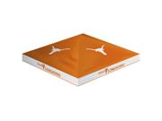 Trademark Poker 80-TOP-TX First-UpT Gazebo Top Only - Texas Longhorns 10 x 10