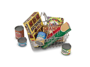 Melissa & Doug LCI5171 Grocery Basket With Food