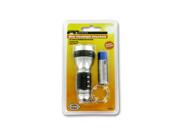 Bulk Buys All-purpose flashlight key chain Case Of 24