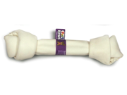 Ims Trading Corporation - Rawhide Bone- White 15-16 Inch - 00058-9