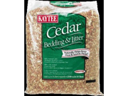 Kaytee Products Inc - Cedar Bedding & Litter 1000 Cubic Inch - 100032012