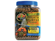 Zoo Med Laboratories - Aquatic Turtle Food 8.75 Ounce - ZM-51B