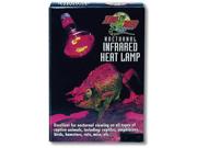 Zoo Med Laboratories - Nocturnal Infrared Heat Lamp 50 Watt - RS-50