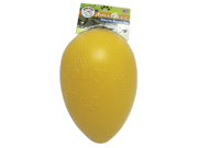 Jolly Pets - Jolly Egg- Yellow 12 Inch - JE12Y
