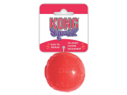 Kong Company - Squeezz Ball- Assorted Medium - PSB2