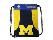 Concept One 804371933208 Michigan Wolverines Backsack Axis- NCAA