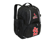 Concept One 804371944136 St Louis Cardinals Trooper Backpack- MLB