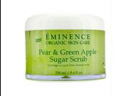 Eminence 14032123303 Pear and amp&#59; Green Apple Sugar Scrub - 250ml-8.4oz