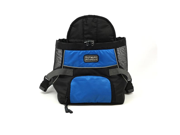 Kyjen OH2512 Outward Hound Front Carrier Small Blue 13 in. x 10 in. x 8 in.