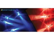 PlasmaGlow 10329 Extreme LED 4-Pack - BLACKLIGHT