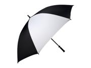 Haas-Jordan by Westcott 7602 Pro-Line Umbrella Black-White