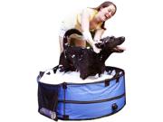 ABO Gear ABG-10658 Dirty Dog Portable Pet Tub 36 Inch