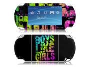 Zing Revolution MS-BLG10014 Sony PSP Slim- Boys Like Girls- Chops Skin