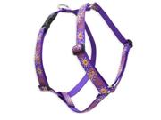 Lupine 62161 1 in. Sunny Days 20 in. - 32 in. Roman Dog Harness