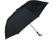 Haas-Jordan by Westcott 4301 58 in. Folding Golf Umbrella Black