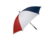 Haas-Jordan by Westcott 7612 Pro-Line Umbrella Red-White-Navy